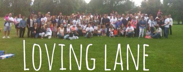 Friends and Family Loving Lane